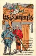 Militaria Illustré 319 - A H Katz 609, Les Indemnités (Maréchaux - Patriottiche