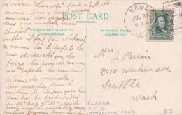 """USA """"NOME, ALASKA"""" POSTCARD - Postal History"""