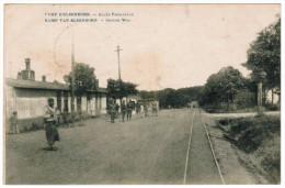 Camp D'Elsenborn, Allée Principale, Groote Weg (pk20635) - Elsenborn (camp)