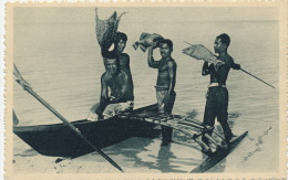 OCEANIE - MICRONESIE - CAROLINES - Retour De Pêche - Micronésie