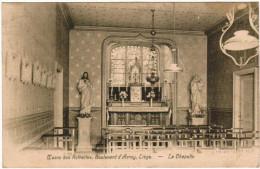 Liege, Oeuvre Des Retraites Boulevard D'Avroy, La Chapelle (pk20639) - Liege