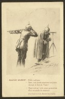 Dessin De Maurice Neumont Folie Sadique Casques à Pointes (Gallais) - Umoristiche