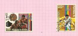 Sénégal  Poste Aérienne N°152, 153 Cote 3 Euros - Senegal (1960-...)