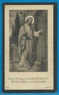 Bidprentje Van Juliana Olders - Oudenburg - Roeselare - 1848 - 1932 - Devotion Images