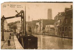 Mechelen, Zoutwerf, Binnenschip, Péniche (pk20645) - Mechelen