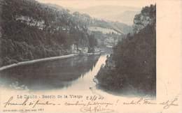 25 - Le Doubs - Bassin De La Vierge - Autres Communes