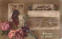 25 - Camp Du Valdahon - Souvenir Du Camp - Autres Communes