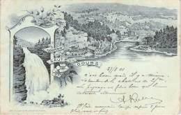 25 - Souvenir Du Saut Du Doubs - Autres Communes