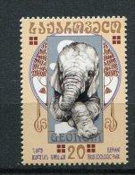 (cl 10 - P16) Georgie ** N° 341 (ref. Michel Au Dos) - Elephant - - Géorgie Du Sud