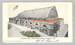 MOTIV Sängerfest Baltimore 1904-04-07  Nach CH Fischenthal - Baltimore