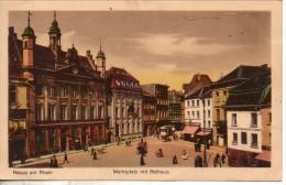 Allemagne. Neuss Am Rhein. Marktplatz Mit Rathaus - Neuss