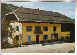 MONTMIN 74 - Auberge AU CHARDON BLEU - Col De La Forclaz - CPSM CPM GF - Haute Savoie - Other Municipalities