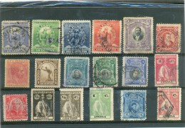 TIMBRES ANCIENS - 18 Différents - Voir Scan. - Lots & Kiloware (mixtures) - Max. 999 Stamps