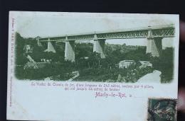 MARLY LE ROI RARE EN 1899 - Marly Le Roi