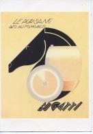 Bugatti Circa 1925 - Le Pur Sang De Automobiles (Cassandre Illustrateurs N°311) Transports Automobile - Advertising