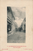 SAINT CHRISTOLY DE BLAYE - Rue De La Gare - Autres Communes