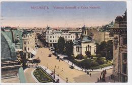 Romania - Bucuresti - Calea Victoriei - Romania