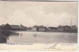 Turnhout - Vieux Bassin - Oude Kom - Zicht Op Windmolen - 1902 - Uitg. Ch. Wellens-Weckx - Turnhout