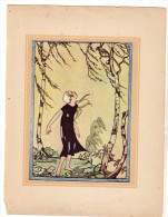 Rie Cramer Arond 1925 6 Plates (101) - Estampes & Gravures