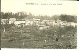 CPA  LIANCOURT, Un Coin De La Rue Jules Michelet  11657 - Liancourt