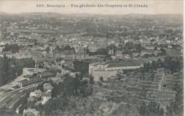 Besançon Vue Générale Des Chaprais Et St Claude - Besancon