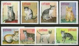 VIETNAM (rép.socialiste):  N°199/206 NSG Non Dentelés !!!