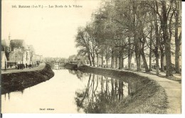 CPA  RENNES, Les  Bords De La Vilaine 10272 - Rennes