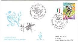 ITALIA  2000 FDC LAZIO CAMPIONE NAZIONALE DI CALCIO - 6. 1946-.. Republic