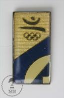 Olympic Games Barcelona 1992 - Advertising - Pin Badges #PLS - Juegos Olímpicos