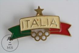 Italia Olympic Games - Pin Badges #PLS - Juegos Olímpicos