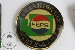 Washington State Games - Pepsi Advertising - Pin Badges #PLS - Marcas Registradas