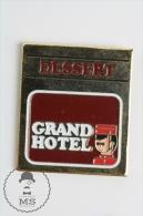 Grand Hotel Cafe - Dessert - Advertising  Pin Badges #PLS - Marcas Registradas