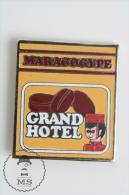 Grand Hotel Cafe - Maragogype - Advertising  Pin Badges #PLS - Marcas Registradas