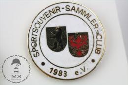 Sport Souvenir Sammler Club 1983 - Pin Badges #PLS - Transportes
