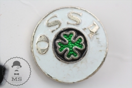 OSSA Motorcycle Old Logo - Pin Badges #PLS - Transportes