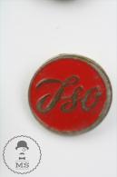 Old JSO Motorcycle Logo Pin Badges #PLS - Transportes