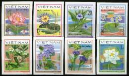 VIETNAM (rép.socialiste):  N°213/220 NSG Non Dentelés !!!