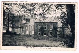 Cul-des-Sarts, La Maison De Repos - Circulée En 1961 - Edition : Emilie Toussaint - Cul-des-Sarts