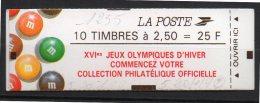 France Carnet Usage Courant N° 2715 C7  Daté Neuf  XX   , Cote  20,00  Euros Au Tiers De Cote - Definitives