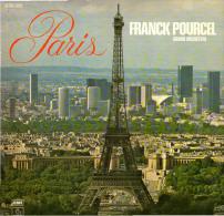 * LP *  FRANCK POURCEL - PARIS (Holland 1975 EX-!!!) - Instrumentaal