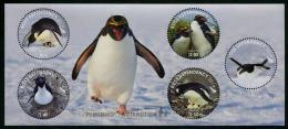 ROSS Dependency 2014 - Faune, Pingouins - BF Neufs // Mnh Set - Neufs