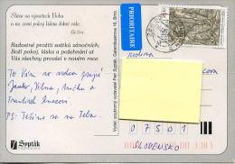 Santé,medecine,anatomie,Andreas Vesalius,brabançon,chirurgie, Bras,muscles,timbre République Tchèque,CP,Nymbourk 2014 - Medizin