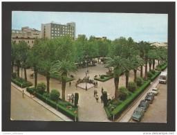 Postcard SPAIN EXTREMADURA BADAJOZ ESPAÑA ESPANA ESPAGNE  1960 Years Automibiles Seat - Badajoz