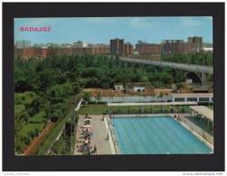 Postcard Stamp 1970 BADAJOZ  PUENTE NUEVO Y VISTA PARCIAL EXTREMADURA SPAIN ESPAÑA ESPANA ESPAGNE - Badajoz