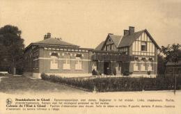 BELGIQUE - ANVERS - GEEL - GHEEL - Staatskolonie  - Colonie De L'Etat. - Geel