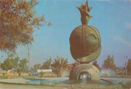 BAGHDAD IRAQ, Baghdad,Al-Nisoor Square, Place Des Aigles, Vintage Old Photo Postcard - Iraq