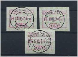 SUEDWESTAFRIKA 1988 ATM Nr 1 Gestempelt(50844) - Sin Clasificación