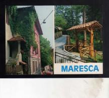 MARESCA APPEMNNINO PISTOIESE 8 8 1988 CARTOLINA POST CARD   VIAGGIATA - Italie