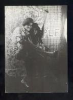 *Flower Power Party - Fotomaton* Barcelona 1989. Impreso Flyer. - Exposiciones