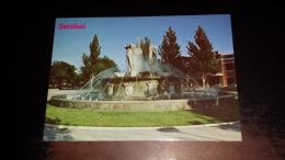 C-38183 SETUBAL COSTA AZUL FONTANA MONUMENTO - Setúbal